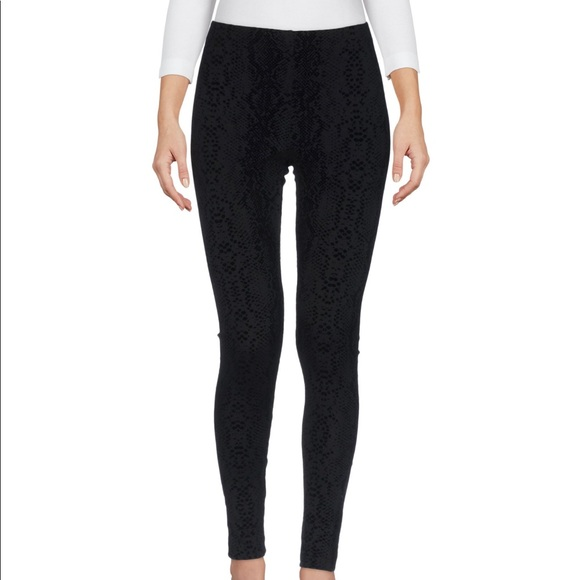 7aaf16c4e8b24 David Lerner Pants | New York Womens Leggings Black | Poshmark
